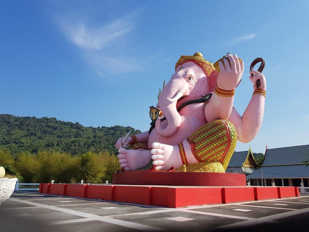 De hindoe god Ganesh