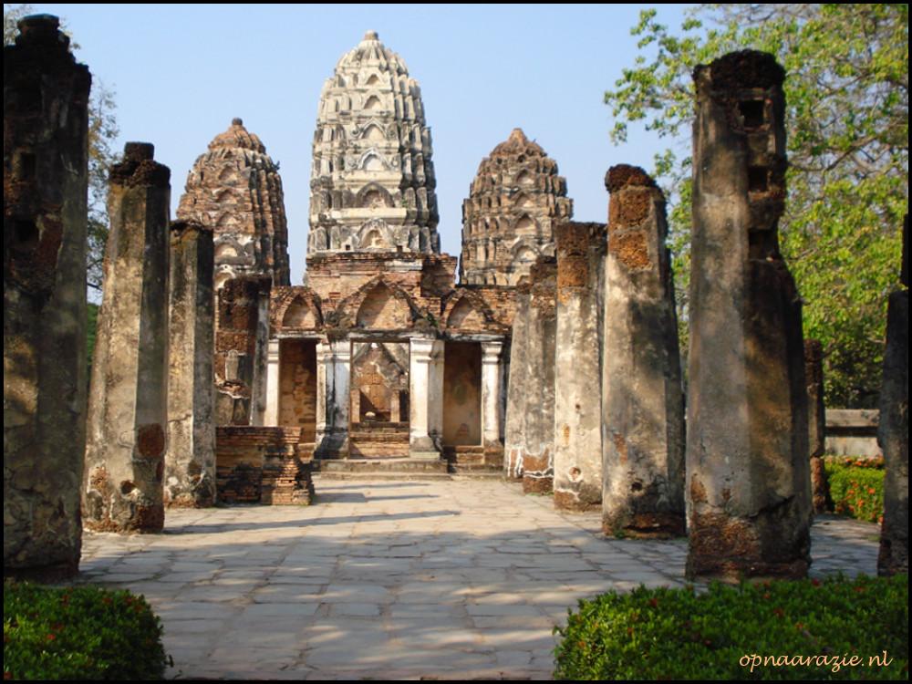 sukhothai doorkijkje