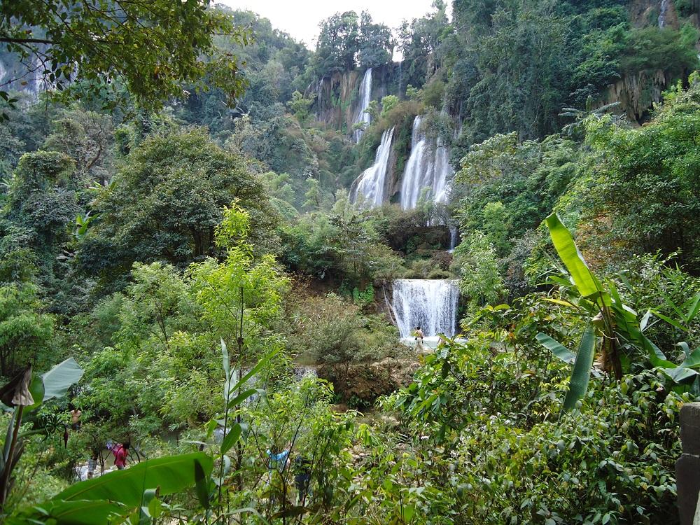 ThiLoSu waterval overzicht