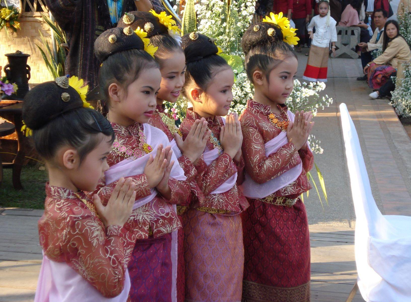 reizen naar thailand
