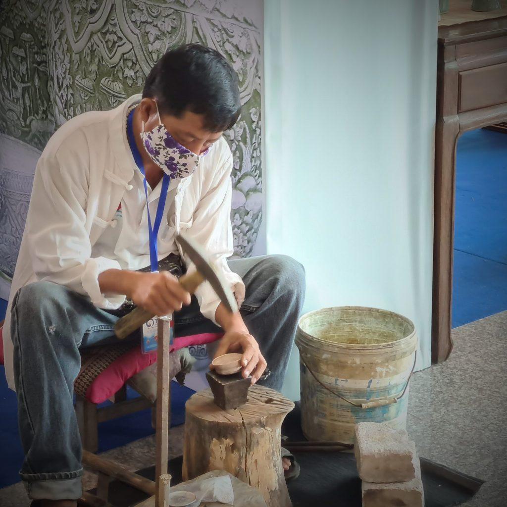 Handwerk en vakmanschap in Chiang Mai